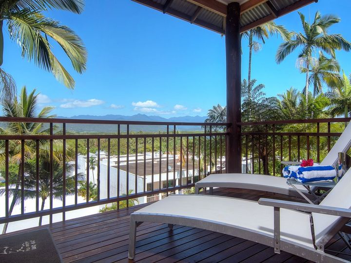 Port Douglas Accommodation Point 8 Villa 2 bedroom view